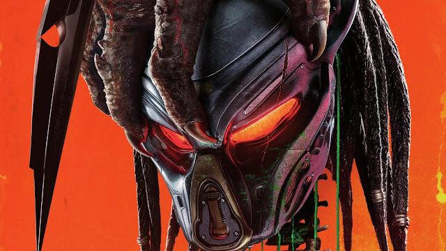 Papel de parede grátis O Predador 2018 para PC, Notebook, iPhone, Android e Tablet.