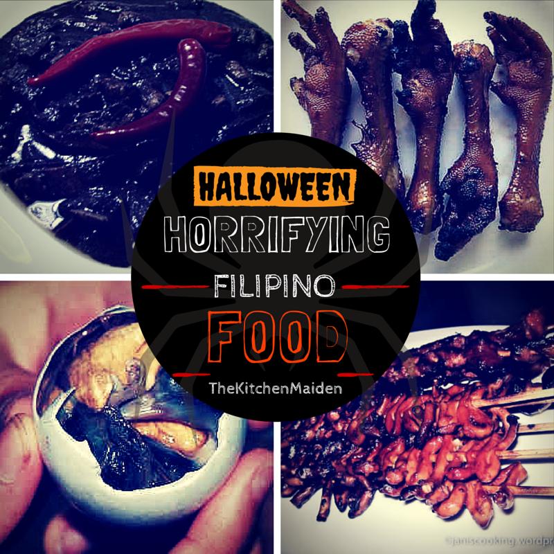 filipino food halloween ideas