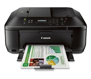 Canon PIXMA MX532 Printer Driver Download and Setup