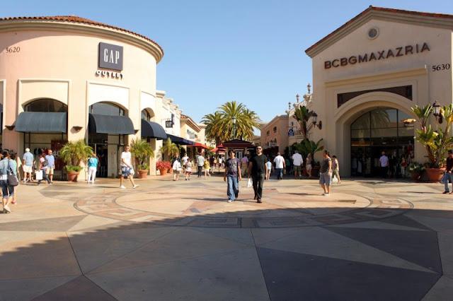 Outlets em San Diego
