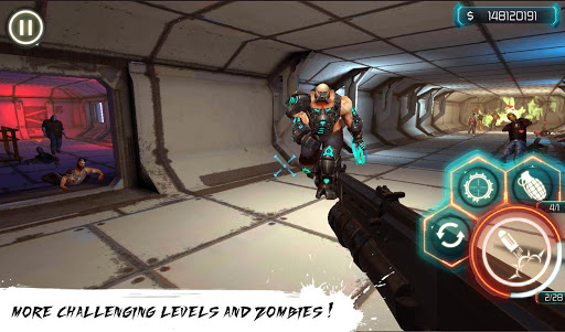 pada kesempatan kali ini admin akan membagikan sebuah  Zombie Reaper 3 v1.5 Mod Apk (Unlimited Money)