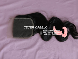 Tecer cabelo front lace