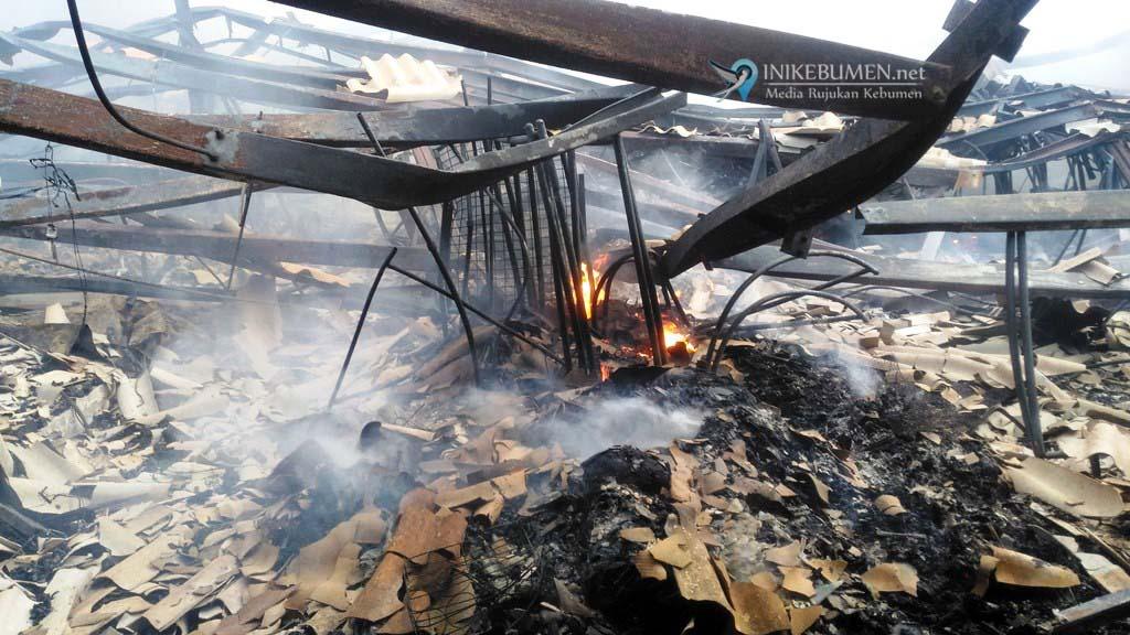 Pembangunan Pasar Wonokriyo Gombong Terkendala Status Pasar