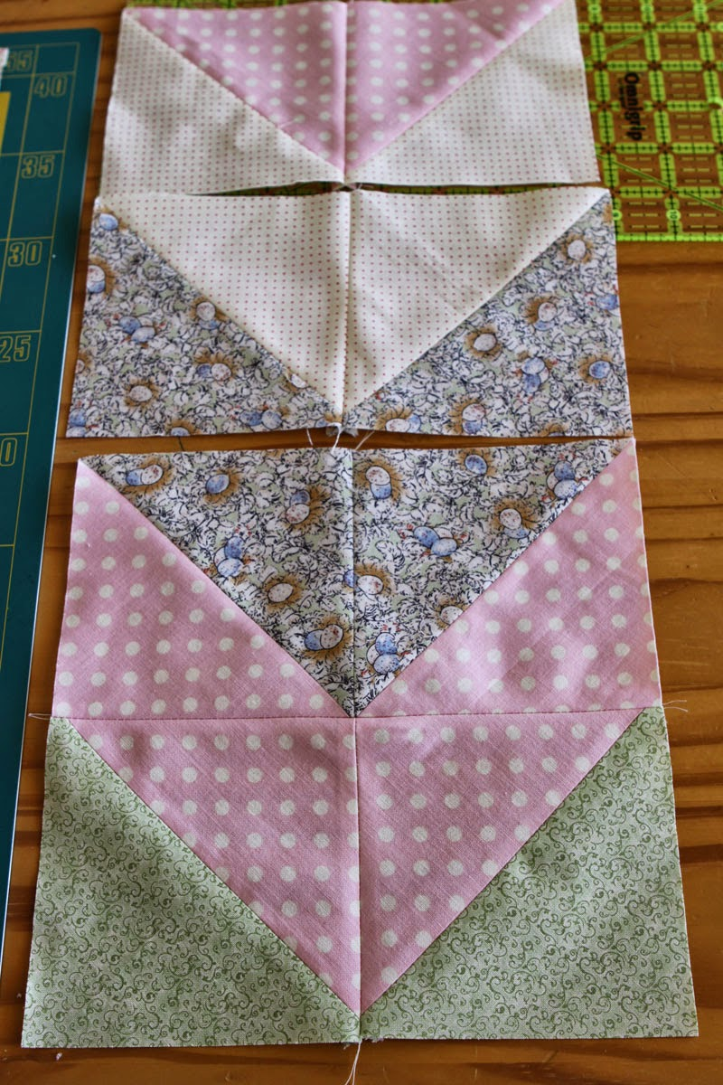 Tutorial For A Quick And Easy Chevron Zig Zag Quilt Quilting Stories