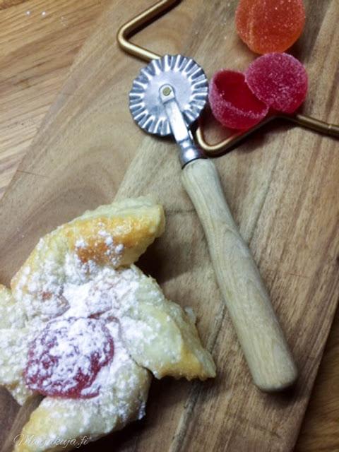 karkki joulu torttu marmeladi