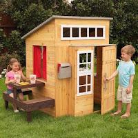 Casas de juego para niños