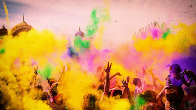 Full HD Holi Images 2019