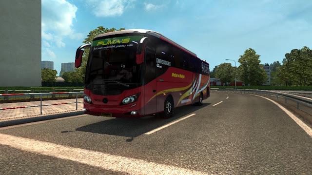 Laksana Maxibus Update v1.30 Csart Co Adi R Ets2