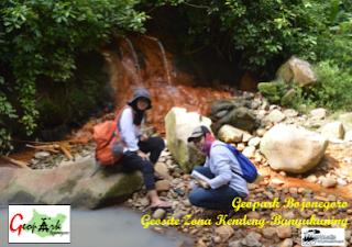 Geopark Bojonegoro Geosite Zona Kendeng-Banyukuning