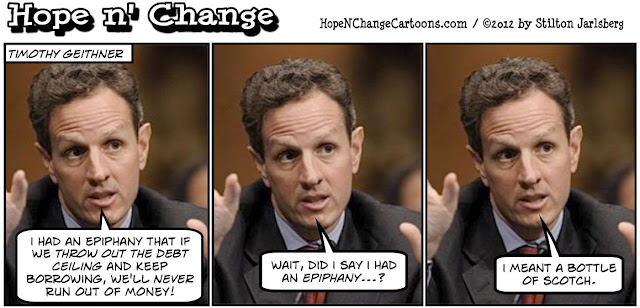 Geithner, debt ceiling, hope and change, stilton jarlsberg, fuck obama, obama jokes