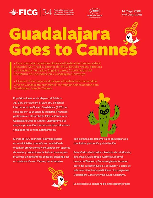 ¡El FICG se va a Cannes!