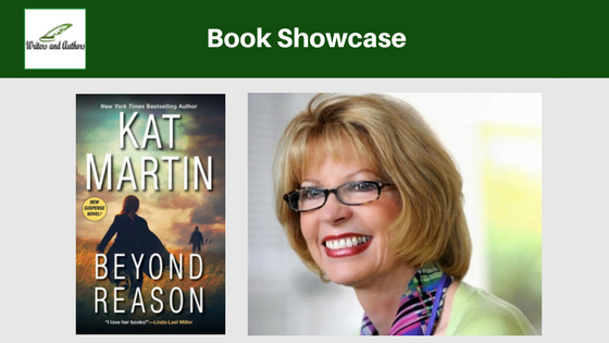 Book Showcase: Beyond Reason by Kat Martin