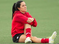 10 Pemain Sepak Bola Wanita Tercantik Di Dunia