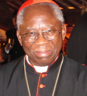 Cardinal arinze homosexuality in christianity