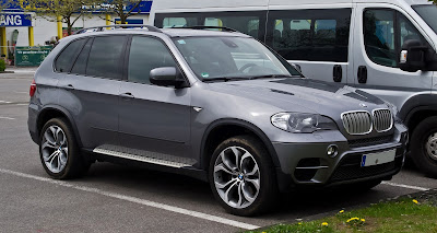 Review Of BMW X5