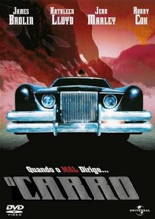 O Carro – A Máquina do Diabo Dublado