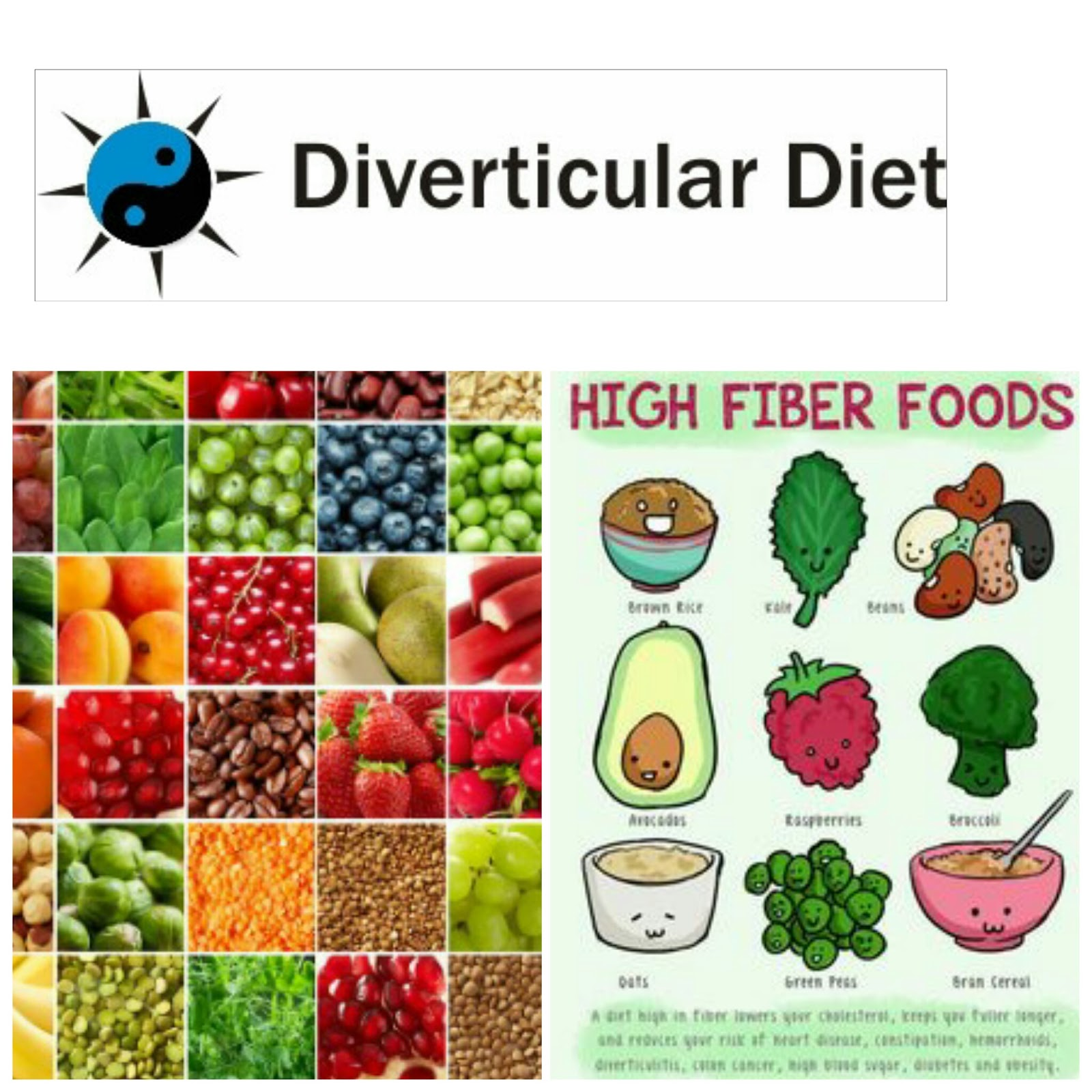 what diet for diverticular disease