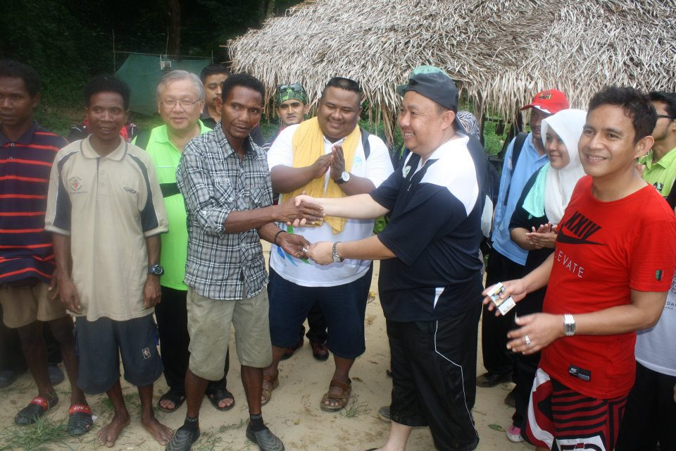 Batek People: FREELITTLEBRAIN: The Aboriginal People Of Taman Negara