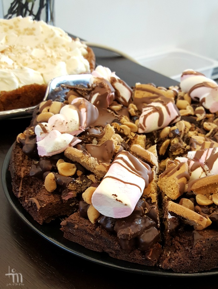 Rocky Road -kakku