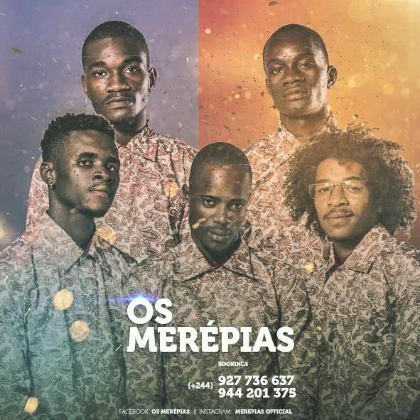 Os Merépias - Oh Cai Cai Cai