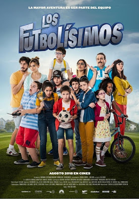 Los Futbolísimos 2018 Custom HD Spanish 5.1