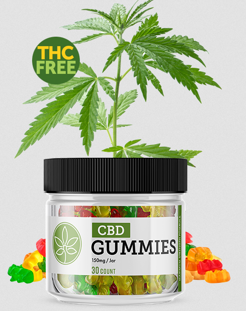 CBD Gummy, Advanced natural pain relief