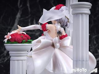 """Figuras: Imágenes y detalles de Theresa Apocalypse Rosy Bridesmaid Ver. de  """"Houkai 3rd"""" - miHoYo y APEX"""