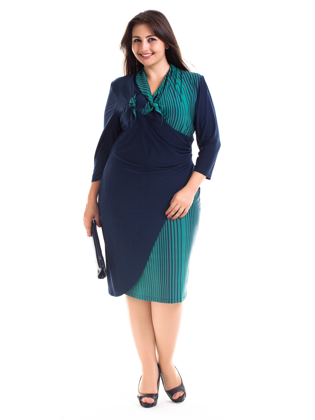 Plus Size Fashion Trends For Spring And Summer 2014: Plus Size Dresses Collection 2013