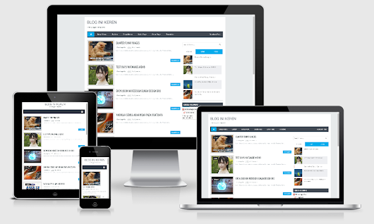 Brovusion Responsive And SEO Blogger Template - ERIKPLUS