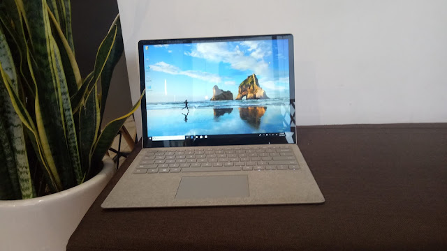 Surface pro 2017 core i5