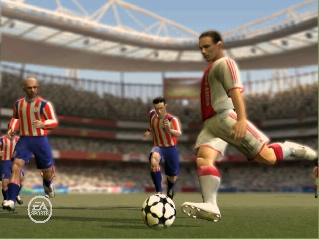 EA Sports Fifa 2007 Free Download