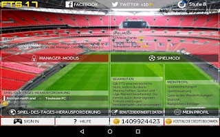 First touch 2017 Android Football Games