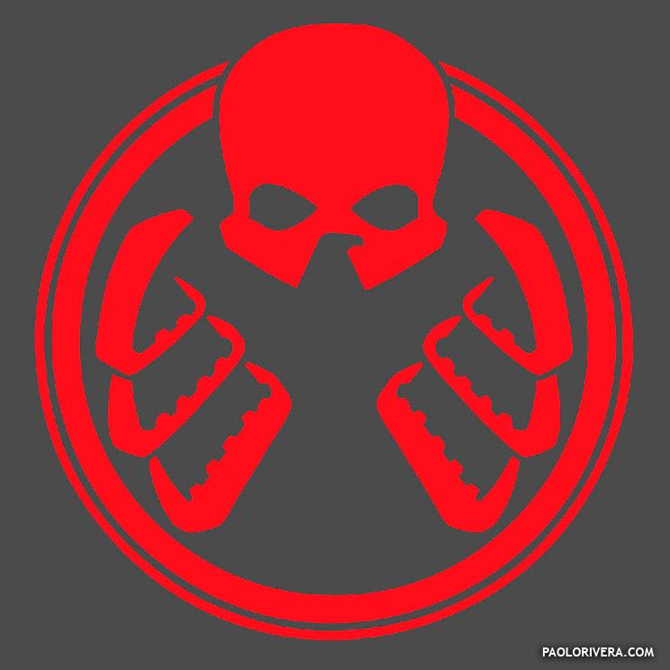 Agents Of Shield Hydra Logo