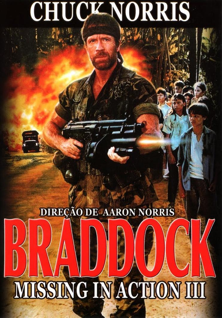Braddock 3: O Resgate Dublado