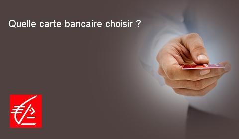 Caisse d'Épargne – Quelle carte choisir ?