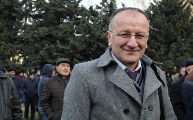 Hajibeyli condenado a 5 años de libertad condicional
