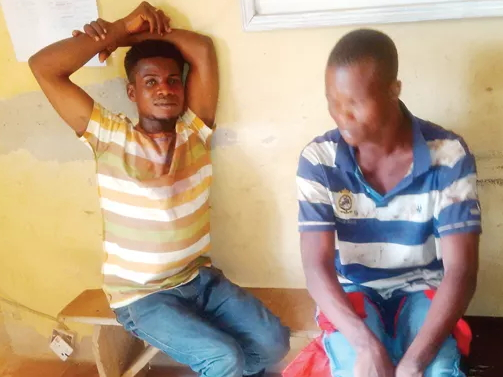 one chance robbers arrested mabushi abuja