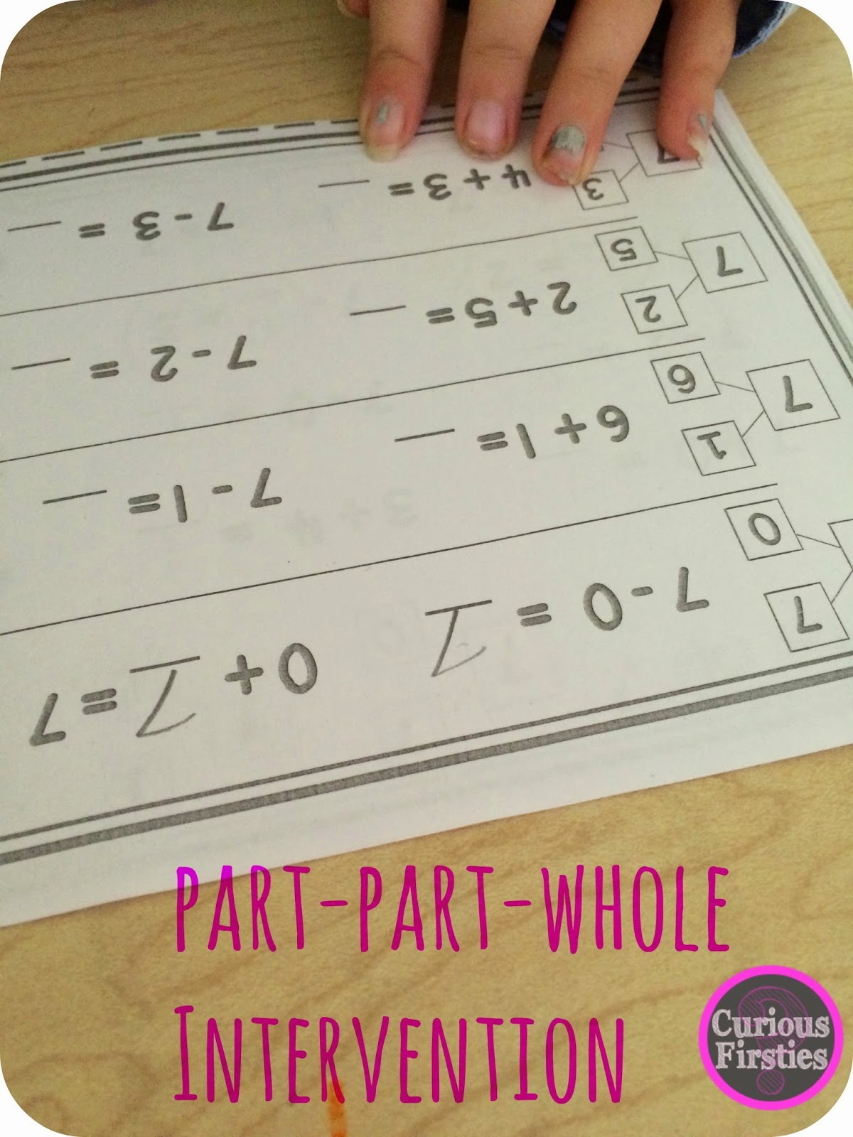 http://www.teacherspayteachers.com/Product/Part-Part-Whole-Assessments-and-Intervention-Sheets-1520566