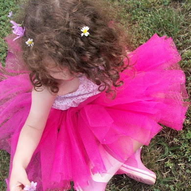 DIY No-Sew Tutu Skirt Tutorial