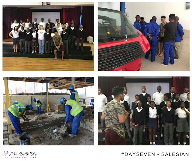 mission inspire, South Africa, Cape Town, travel, world changers, Salesian Youth Instutute