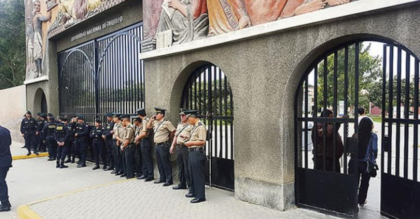 Estos incidentes se registraron en examen de ascenso a la escala magisterial