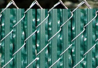 PVC Fence Slats