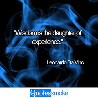 Leonardo Da Vinci Wisdom Quotes