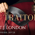 Cover Reveal - The Traitor (Book 2 in The Rebels and Redcoats Saga) by T.J. London