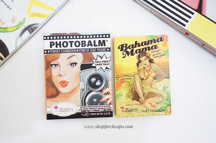 review the balm bahama mama bronzer
