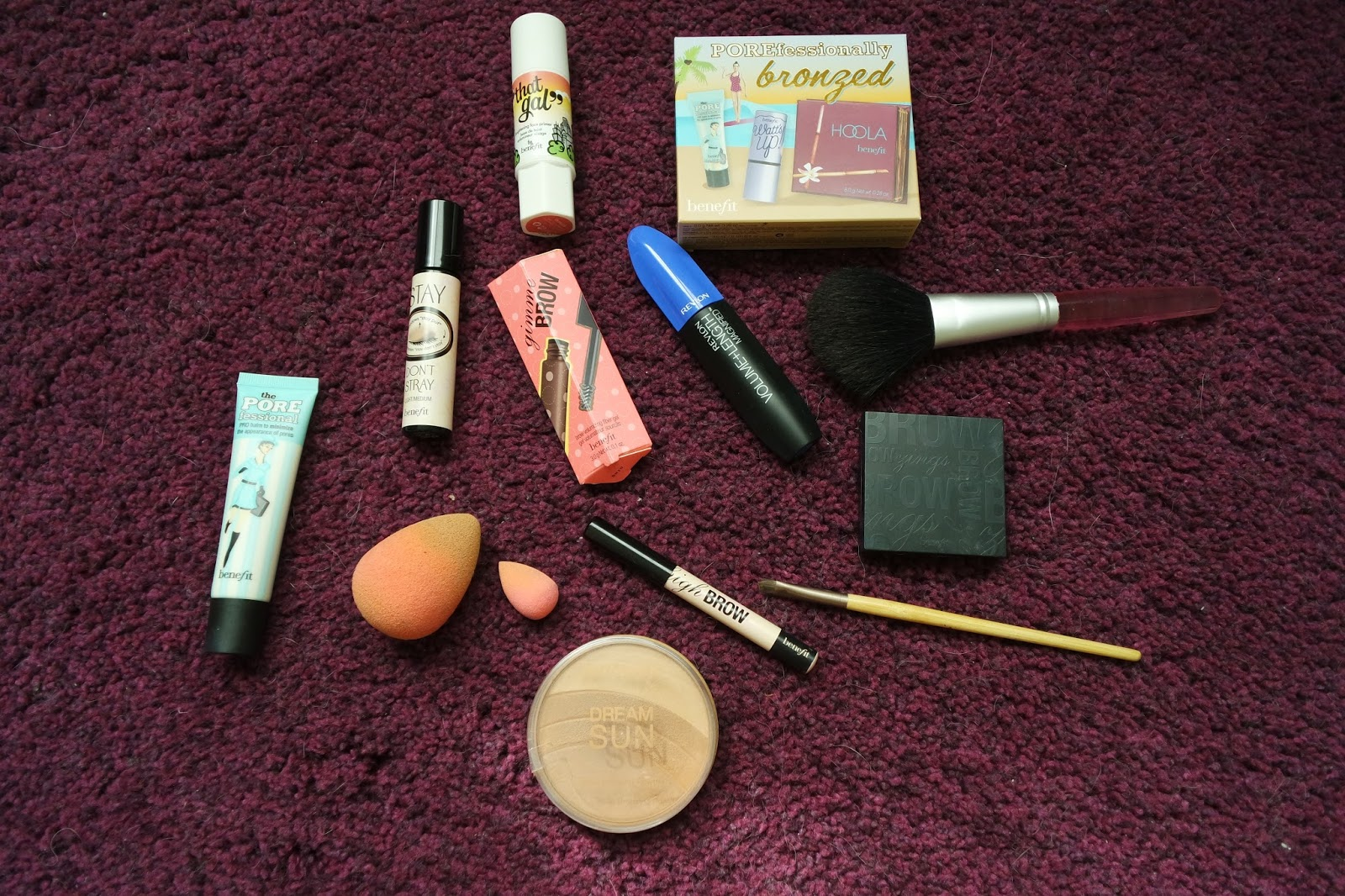 Current Beauty Favorites.