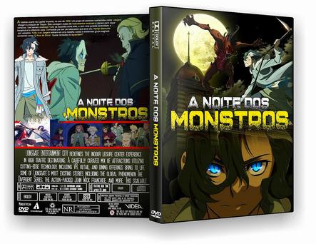 CAPA DVD – A NOITE DOS MONSTROS – ISO