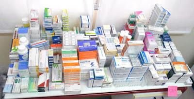 Δωρεά στο Κοινωνικό Φαρμακείο του Δήμου Ηγουμενίτσας από το Θεραπευτήριο Χρόνιων Παθήσεων Φιλιατών