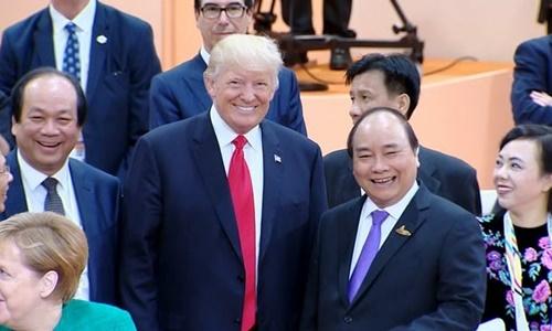 Tổng thống Mỹ khẳng định sẽ thăm Việt Nam vào tháng 11, tại Hội Nghị G20