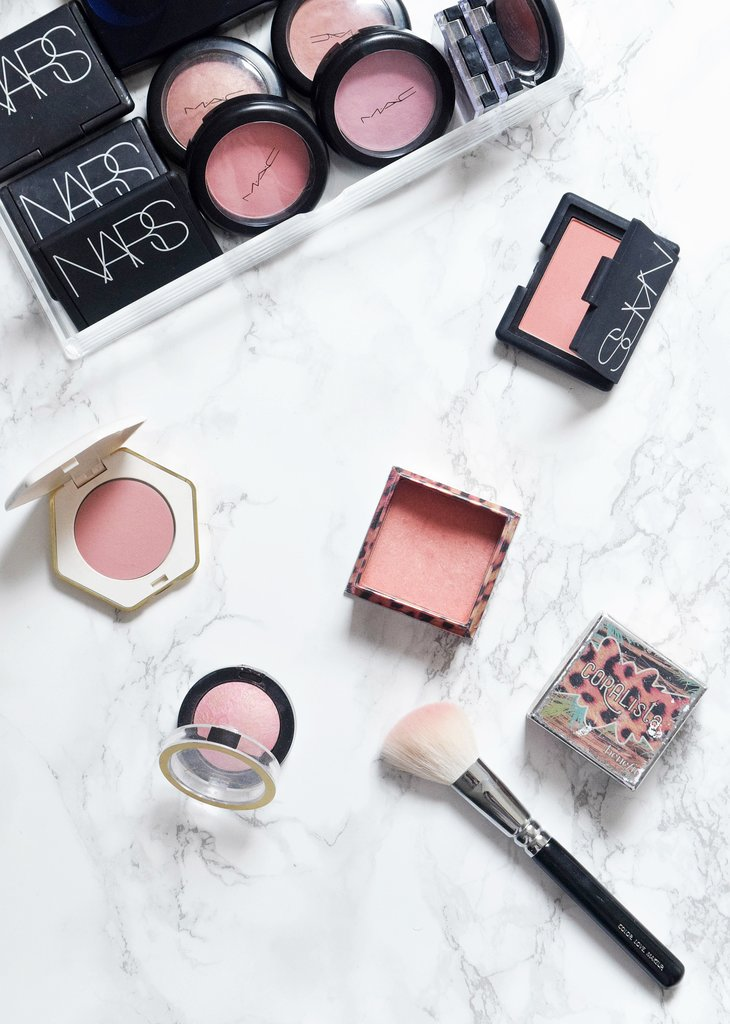 favorites blushes fair skin, natural blushes